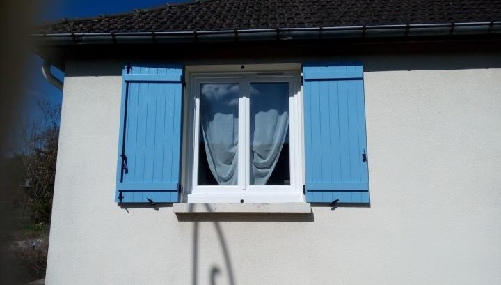 pose de fenêtres à Gisors