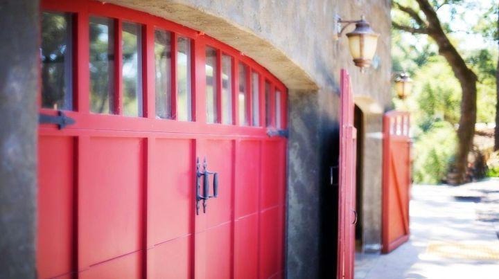 porte de garage etrepagny