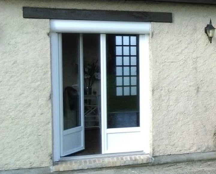 pose de porte fenêtres à Gisors